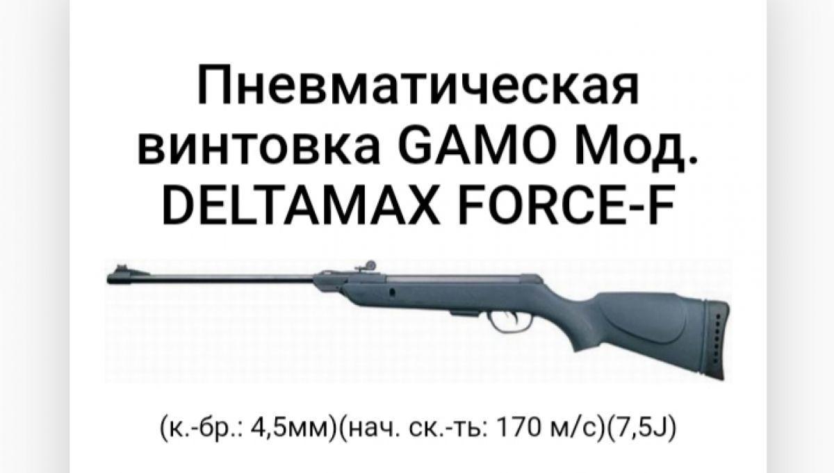 Пневматическое ружье Gamo, фото 916178124.jpg