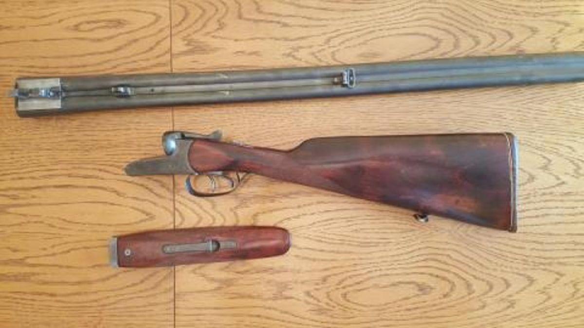 Гладкоствольное ружье ИЖ 58М, фото 4261785149.jpg