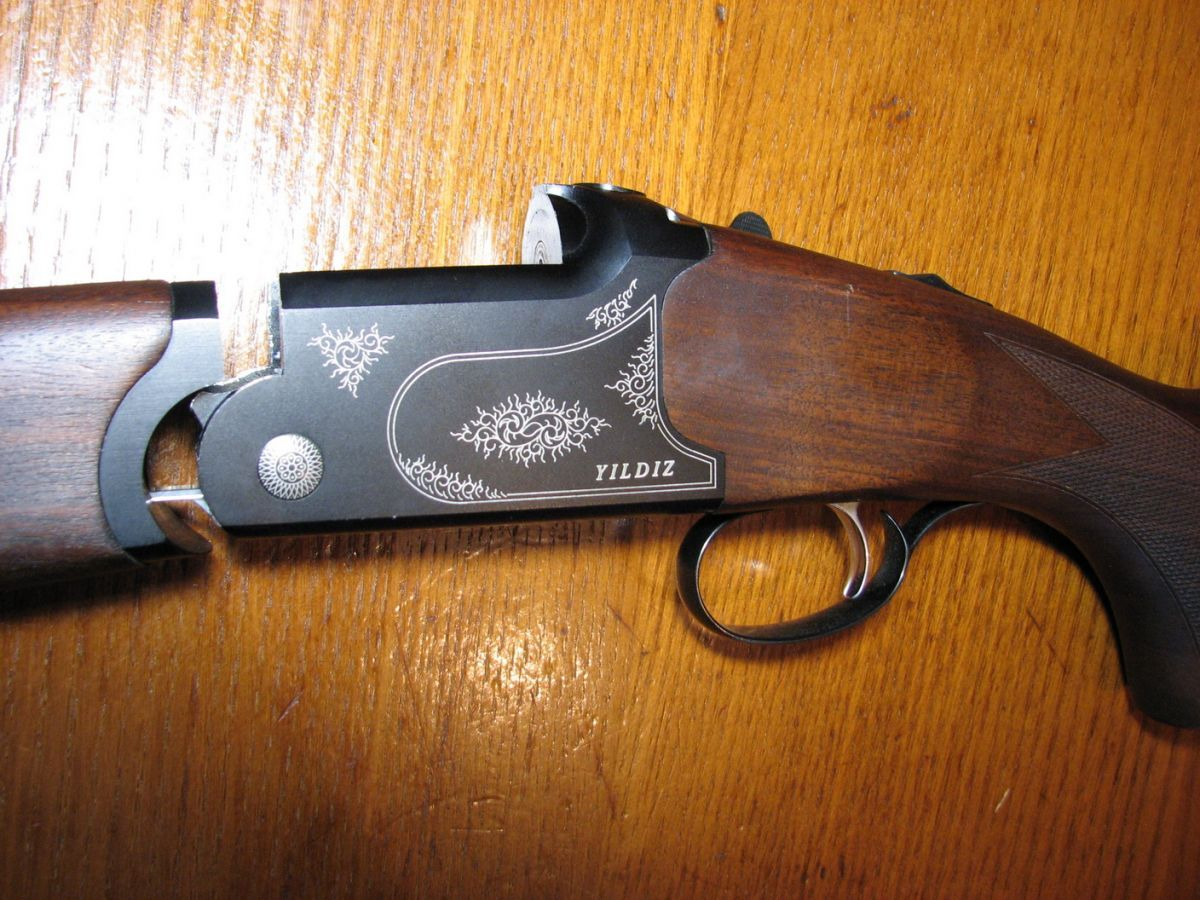 Гладкоствольное ружье Yildiz SPZ SM, фото 1503840358.jpg