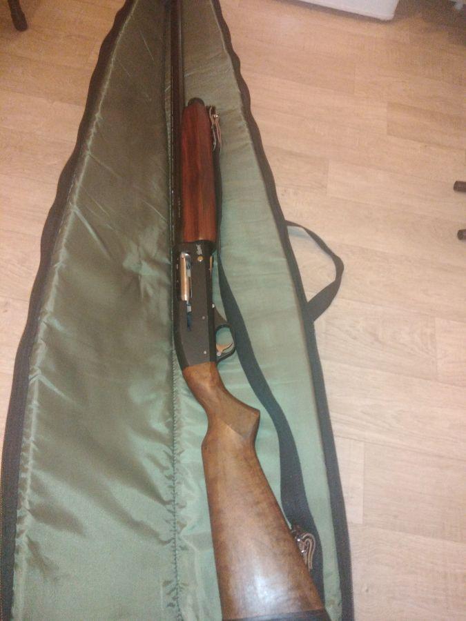 Гладкоствольное ружье МР МР-153, фото 1320478581.jpg