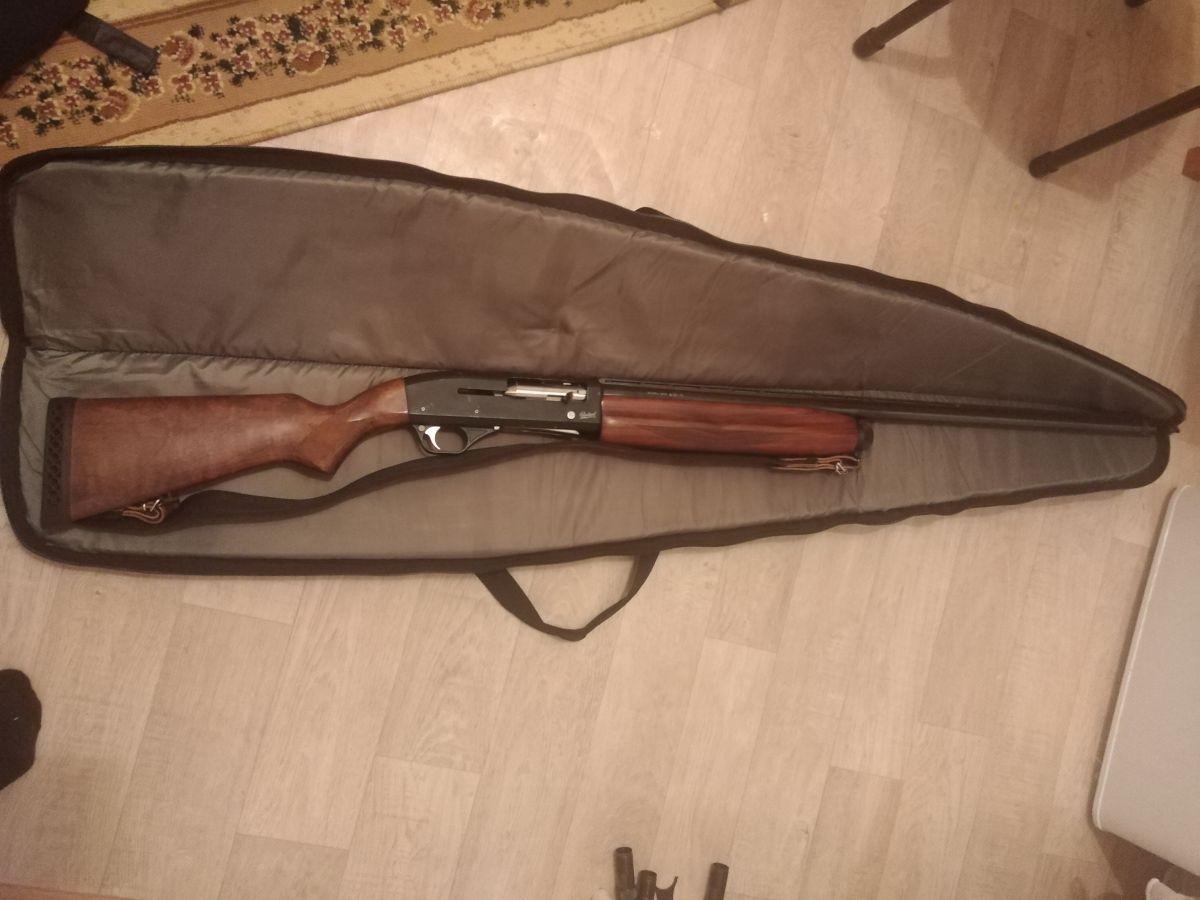 Гладкоствольное ружье МР МР-153, фото 2801260144.jpg