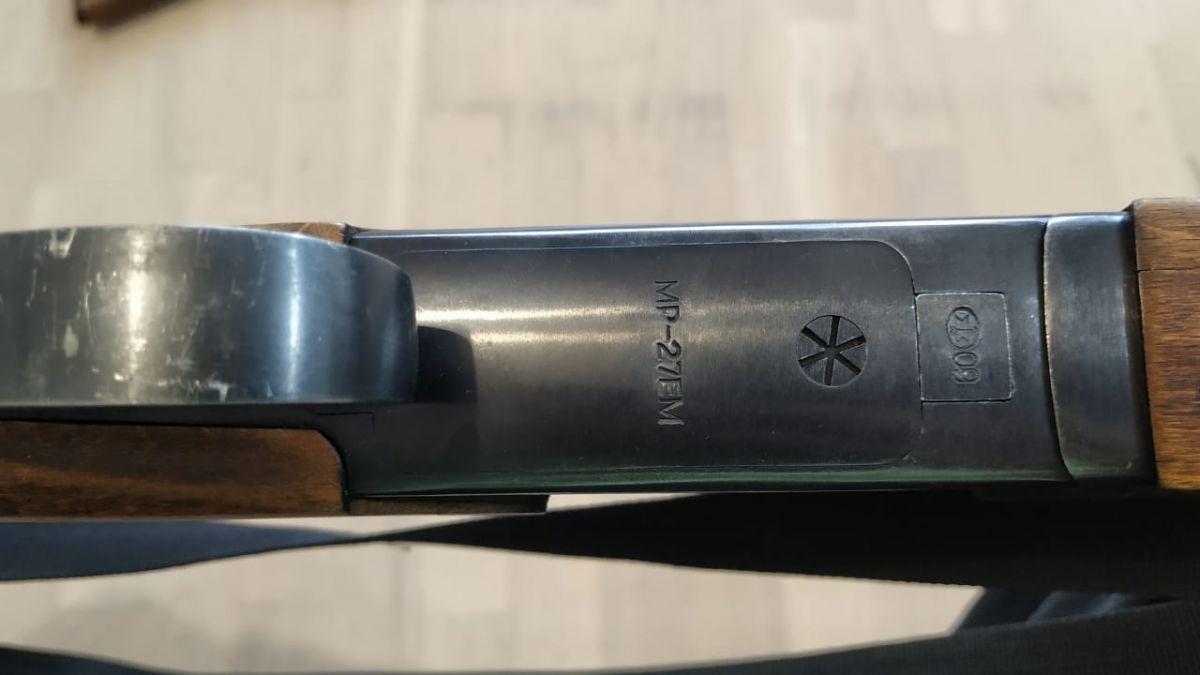 Гладкоствольное ружье МР-27, фото 177573525.jpeg