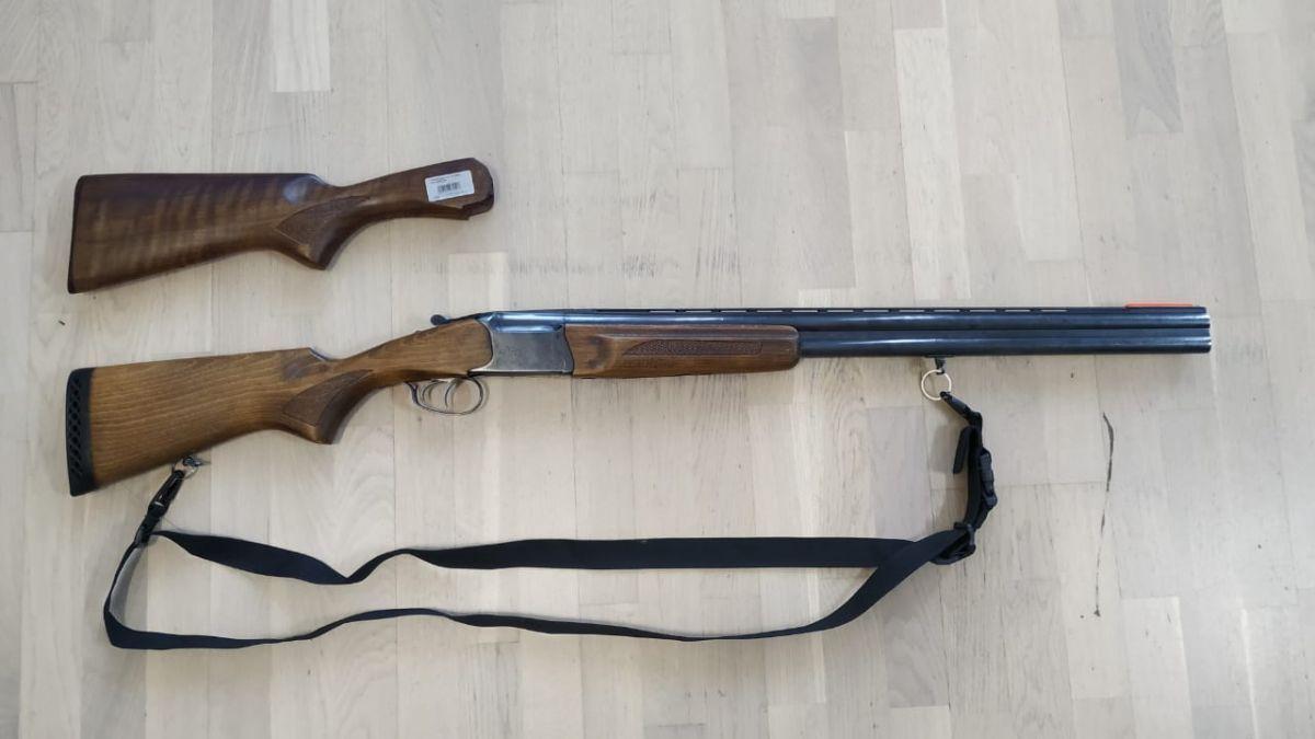 Гладкоствольное ружье МР-27, фото 2345667664.jpeg