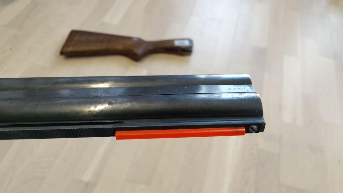 Гладкоствольное ружье МР-27, фото 3743207939.jpeg