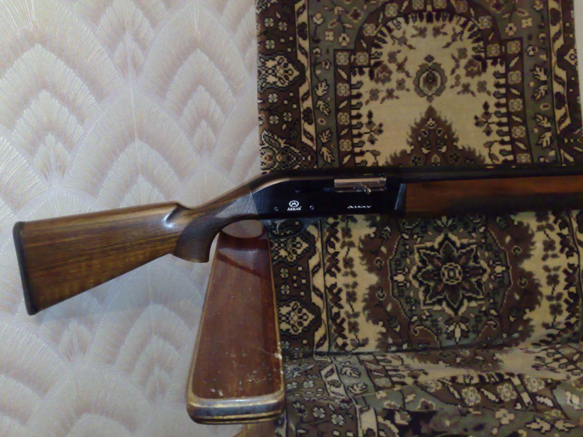 Гладкоствольное ружье Akkar Altay, фото 2083558827.jpg