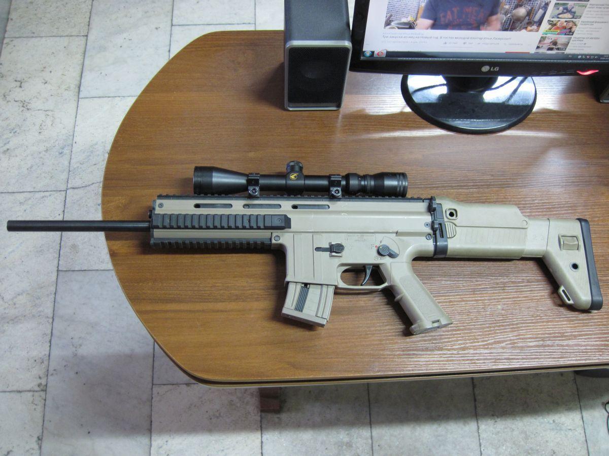 Нарезное ружье Anschutz MSR RX22, фото 574075222.jpg