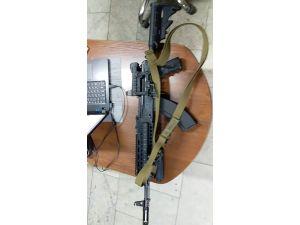 Нарезное ружье Сайга