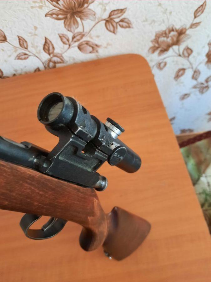Нарезное ружье ТОЗ -16 мелкашка, фото 2671477358.jpg