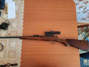 Нарезное ружье ТОЗ -16 мелкашка