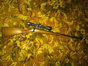 Нарезное ружье Ceska Zbrojovka (CZ) 452