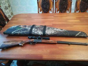 Гладкоствольное ружье ИЖ ИЖ 57
