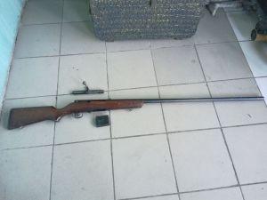 Гладкоствольное ружье Mossberg marlin goosegun