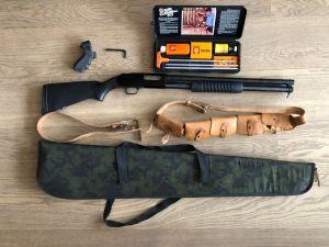 Гладкоствольное ружье Mossberg 500